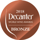 Decanter - Bronze - 2018